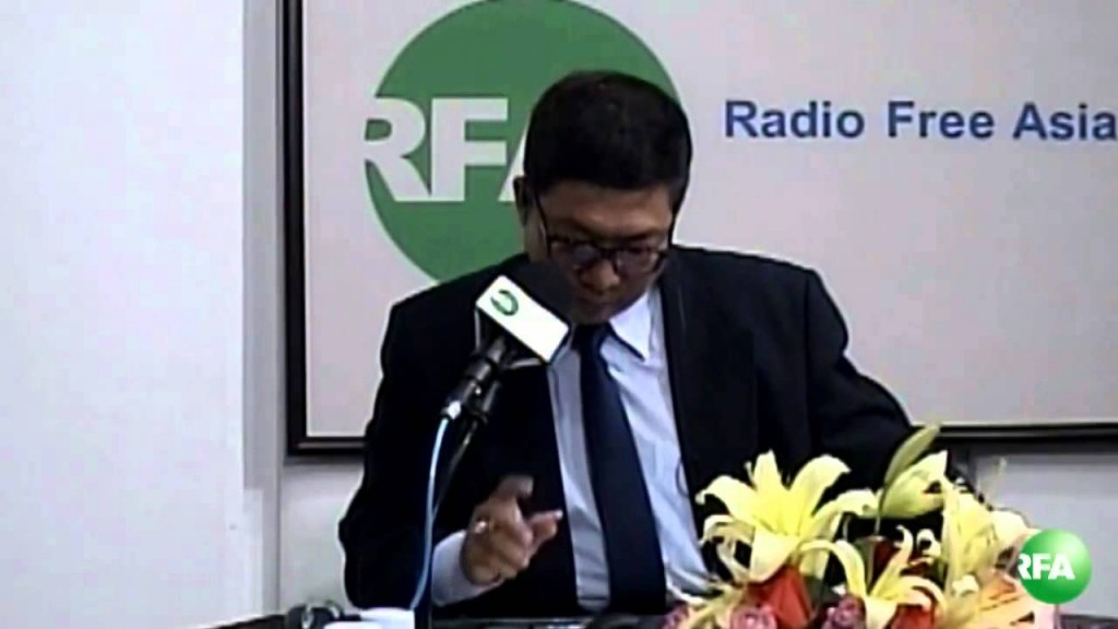 RFA Forum – Demonstration on Agreement between Both Political Parties. July 23